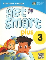 Get Smart Plus Student's Book - English Textbook Standard 3